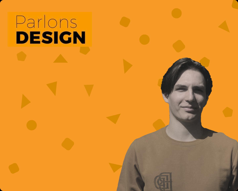 Parlons Design le podcast sponsorisé par The Cacatoès Theory