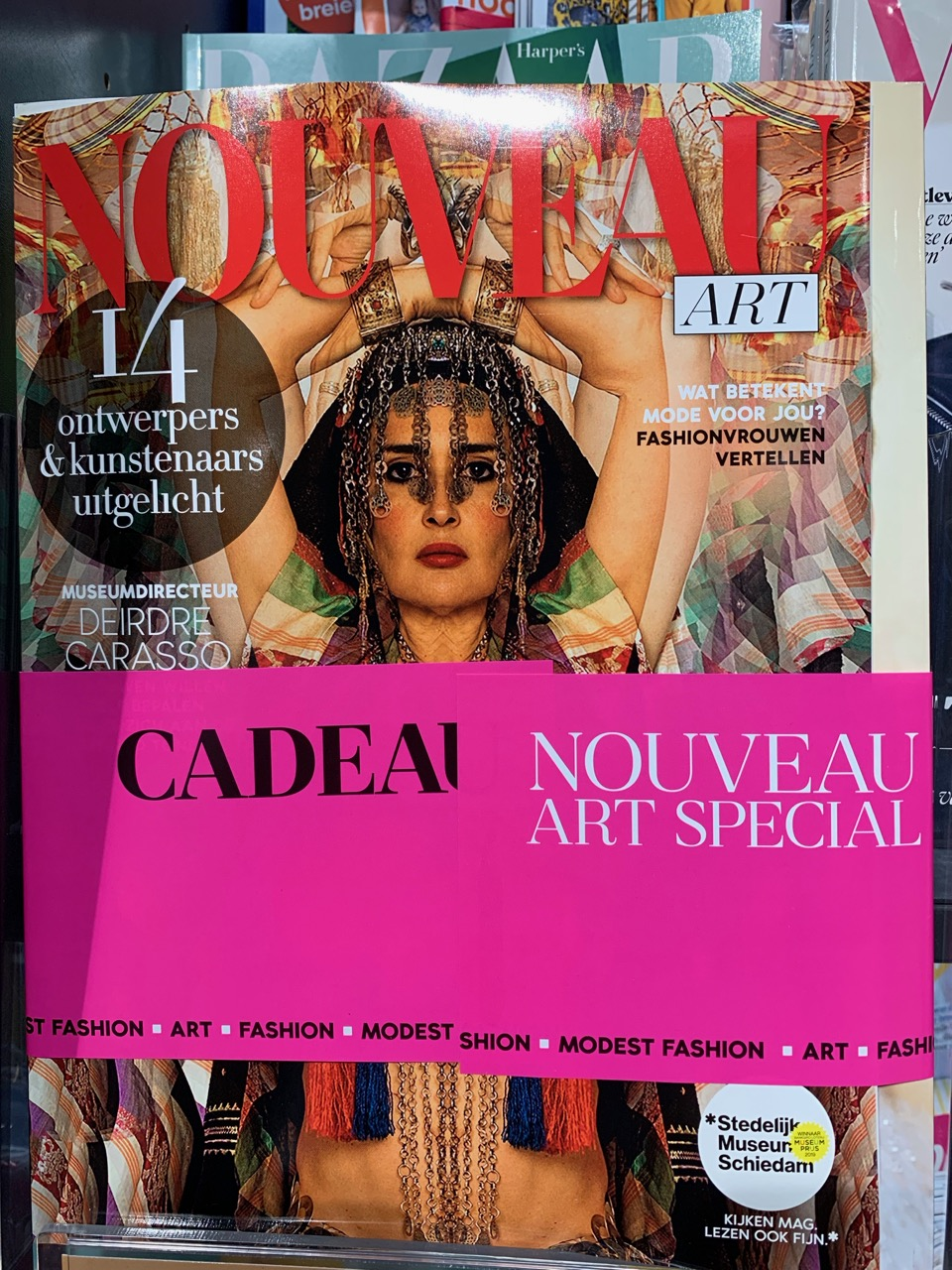 Modest Fashion Nouveau Art special in de winkel!