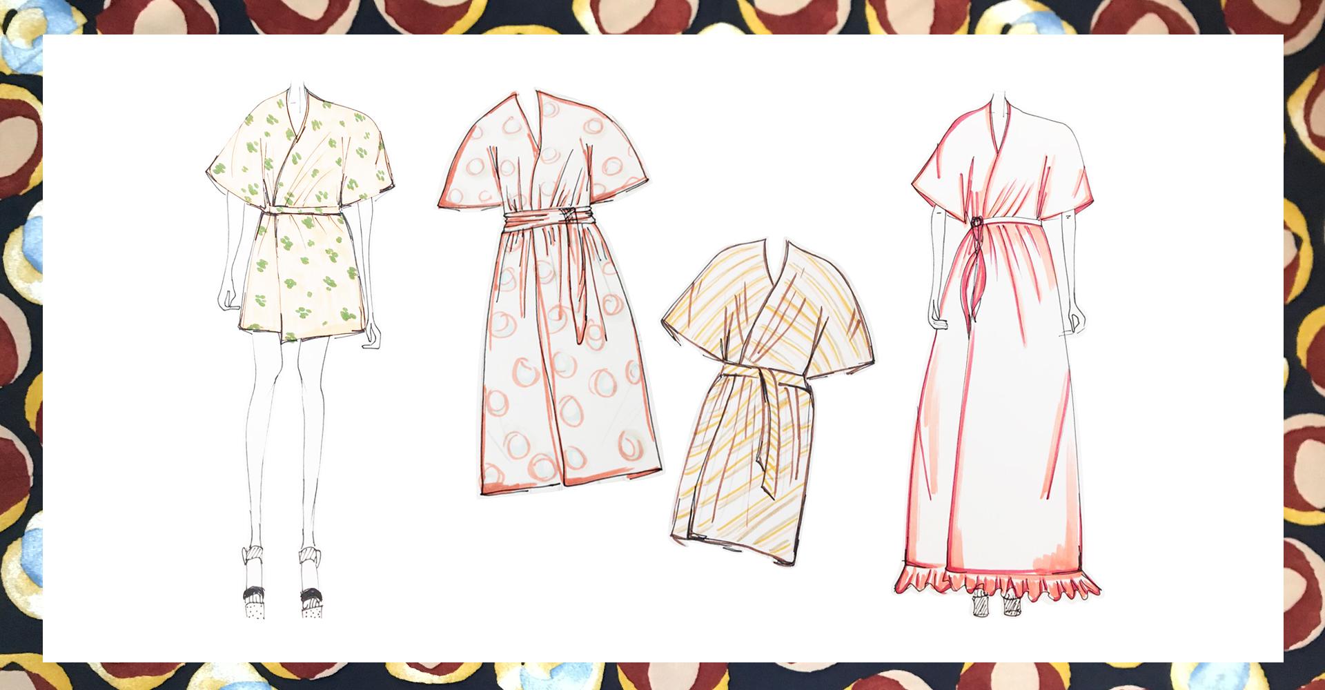 Maak je eigen kimono*
