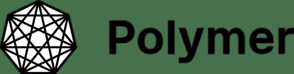 Logo for Shoflo's Polymer design system