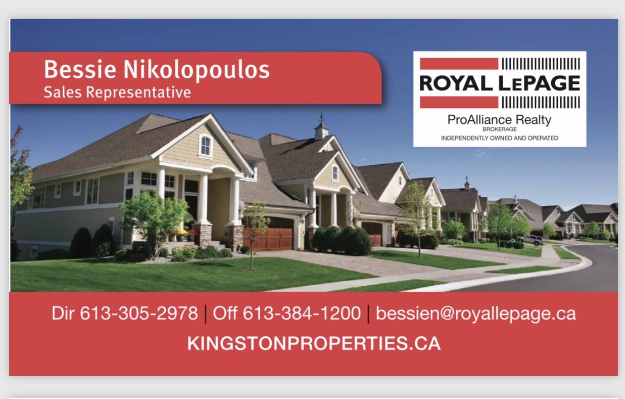 Bessie Nikolopoulos - Royal Lepage Realty