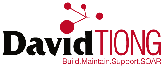 David Tiong logo