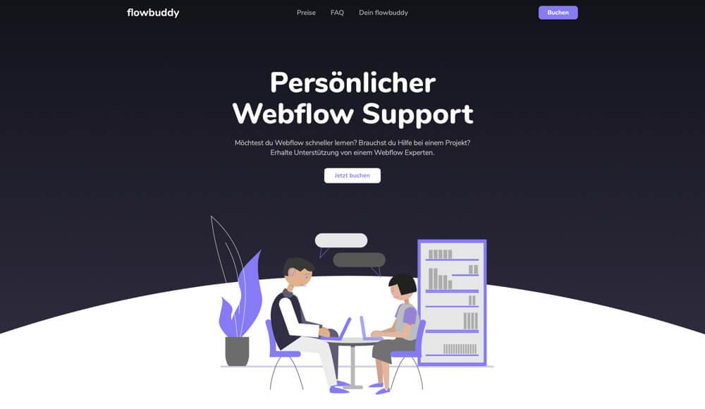 flowbuddy website thumbnail