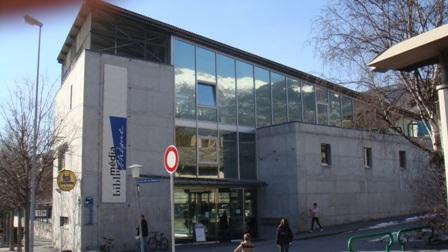 BMS (Bibliothèque Médiathèque de Sierre)