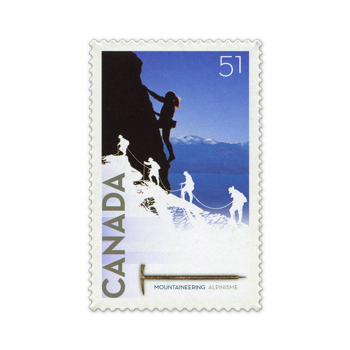 Alpine Stamp