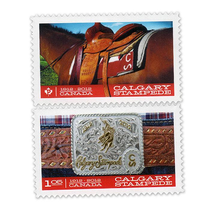 Stampede Stamp