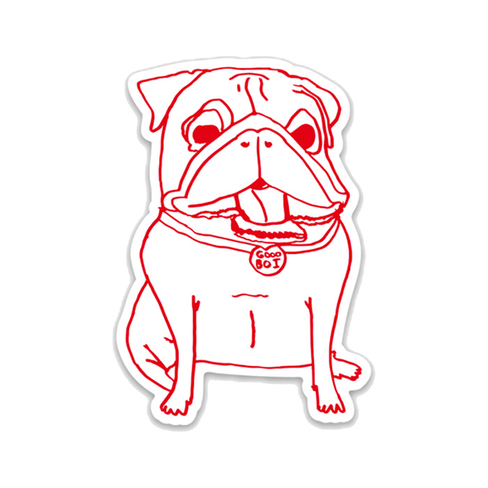 Gooboi Sticker