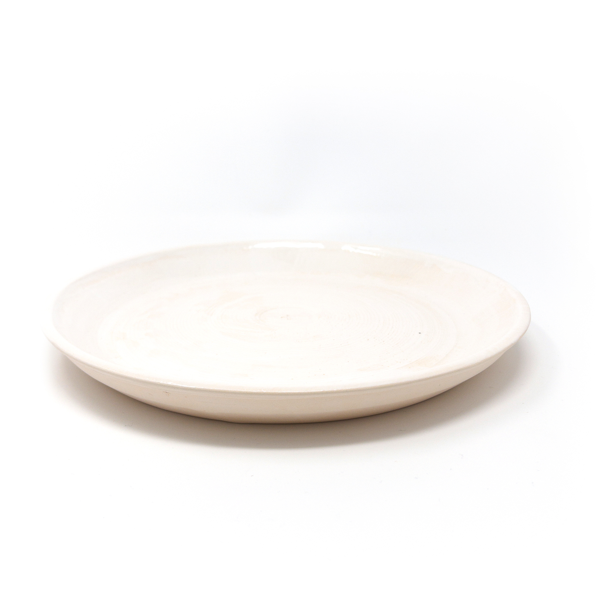X SERVING Plate