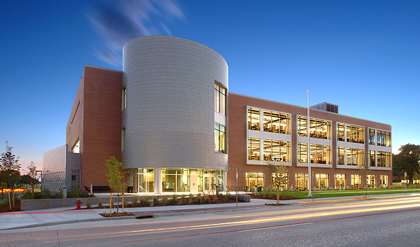 the exterior of Laramie County Library