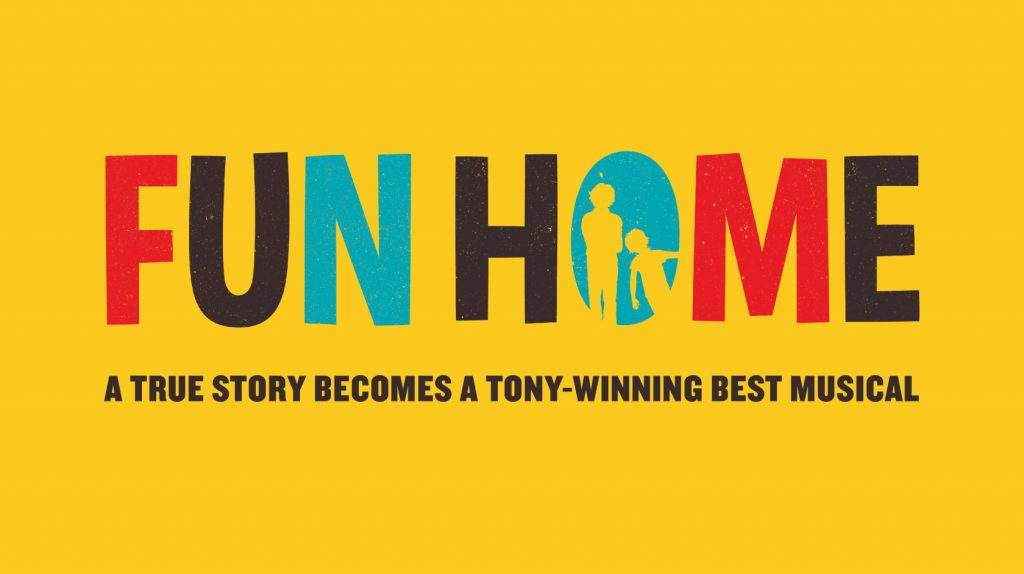 cover of Fun Home musical