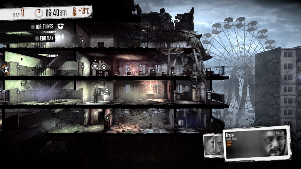 This War of Mine video game screenshot
