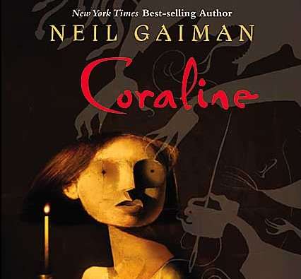 cover of book Coraline
