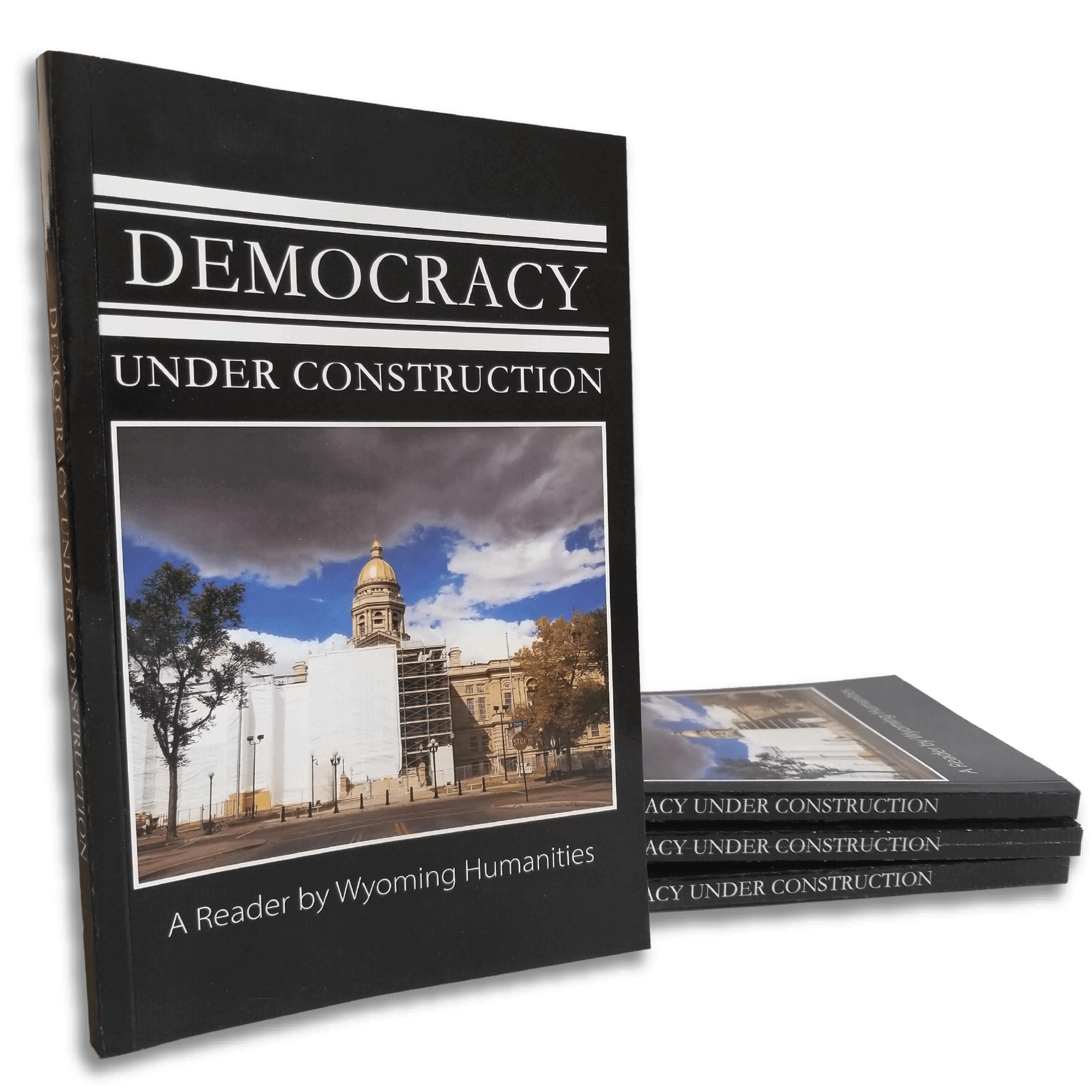 Democracy Under Construction book cover