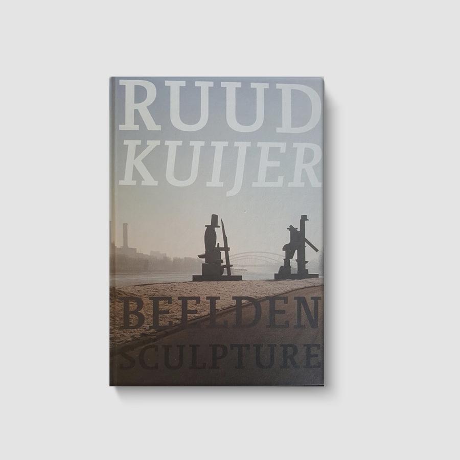 Ruud Kuijer boek beelden sculptures