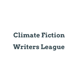 Graphic- and webdesign | Climate Fiction Writers League