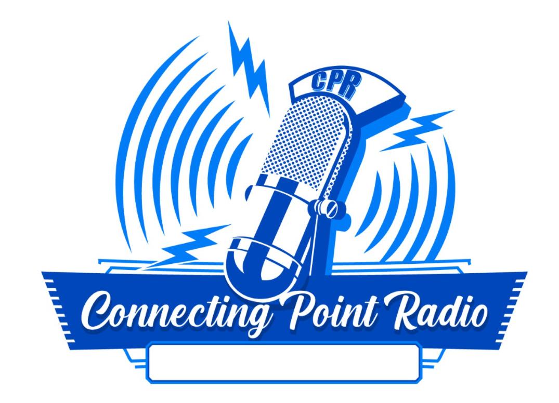 connecting point radio logo
