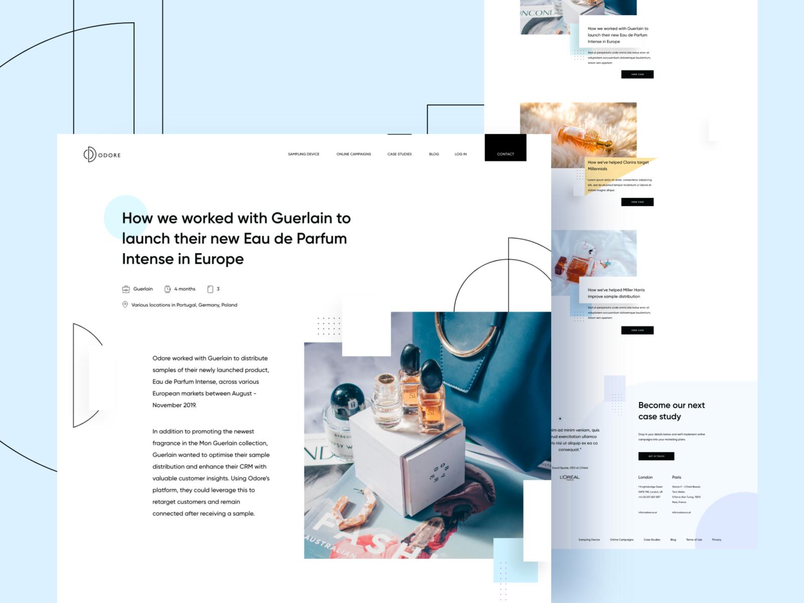 Case Studies Design