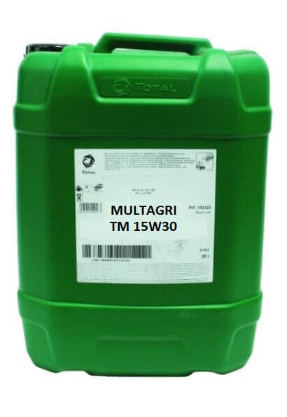 TOTAL MULTAGRI TM 15W30