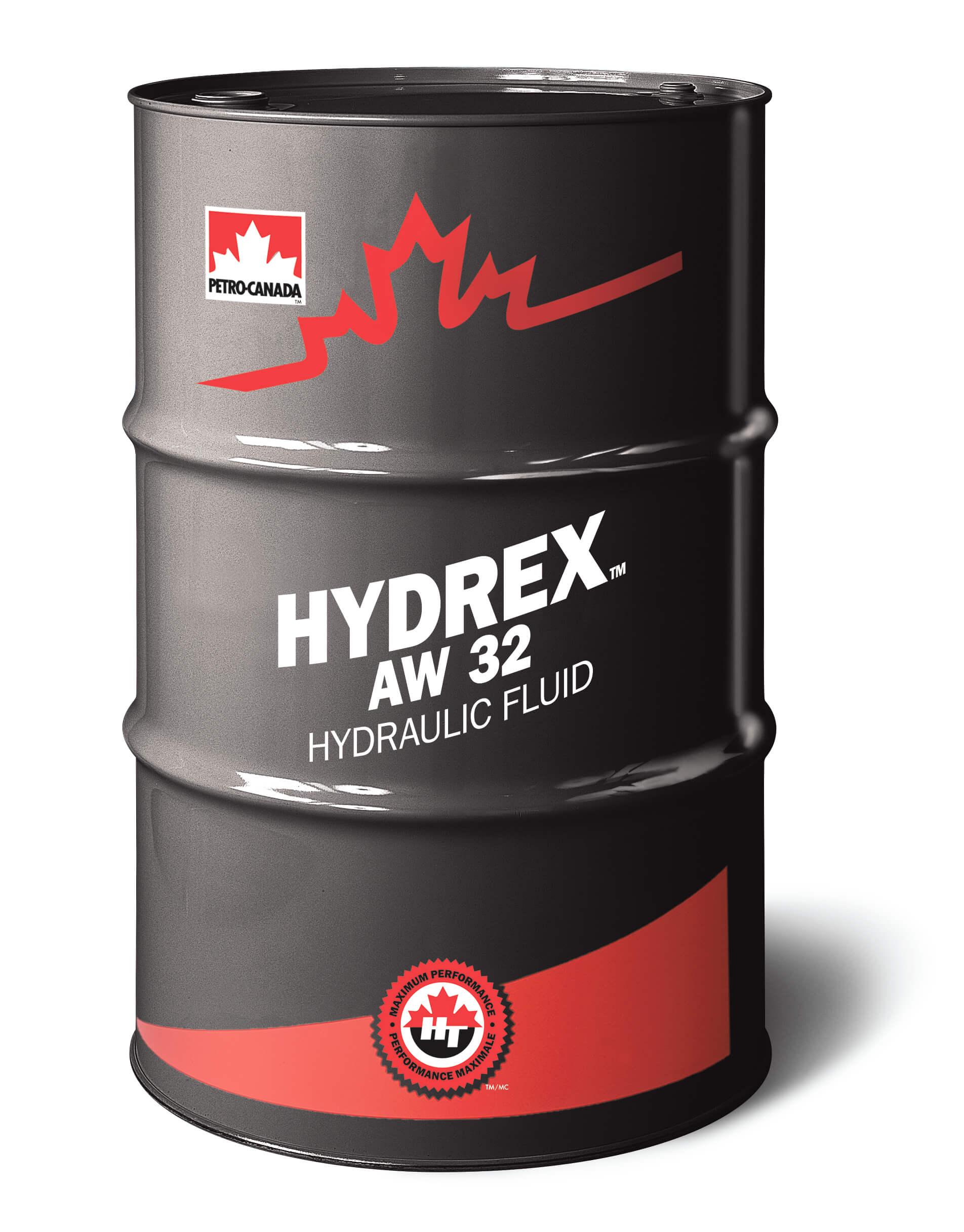 Petro-Canada   Hydrex AW Hydraulic 32