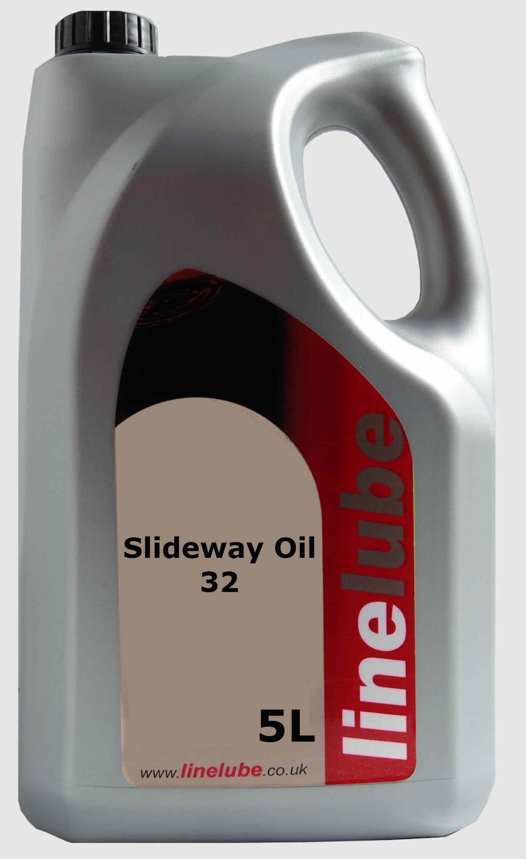Linelube Slideway Oil 32