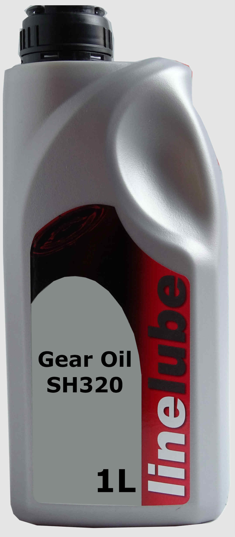 Linelube Gear Oil PAO SH 220