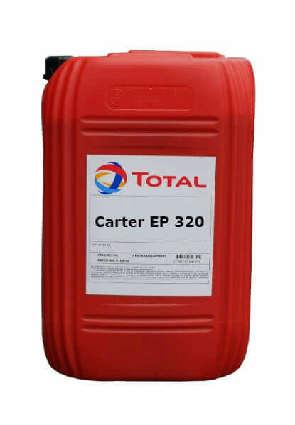TOTAL CARTER EP 320