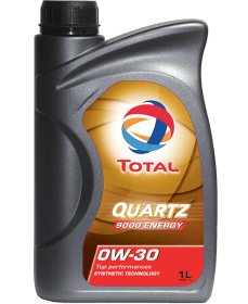 TOTAL QUARTZ 9000 ENERGY 0W30