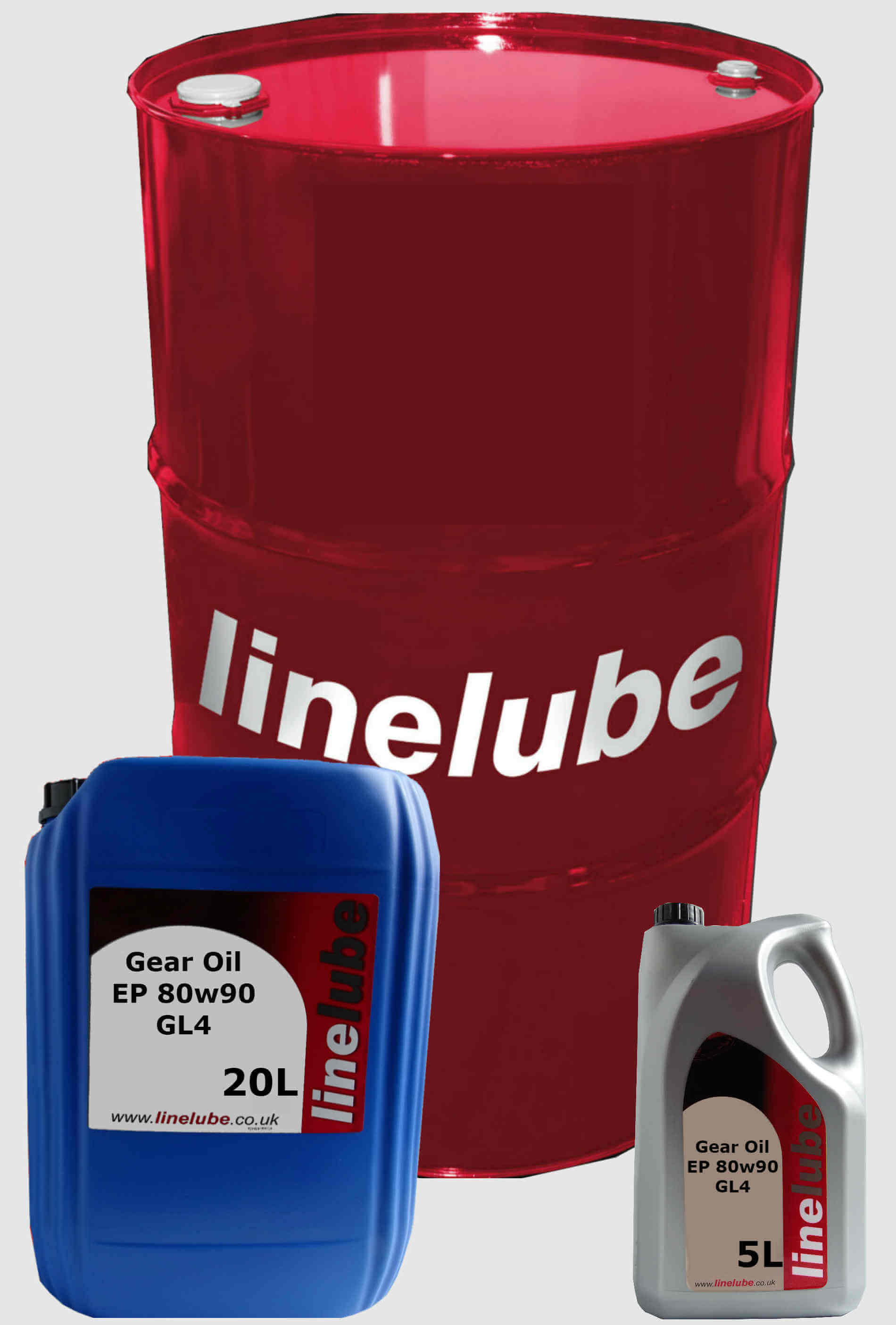 Linelube Gear Oil EP 80W-90 GL4