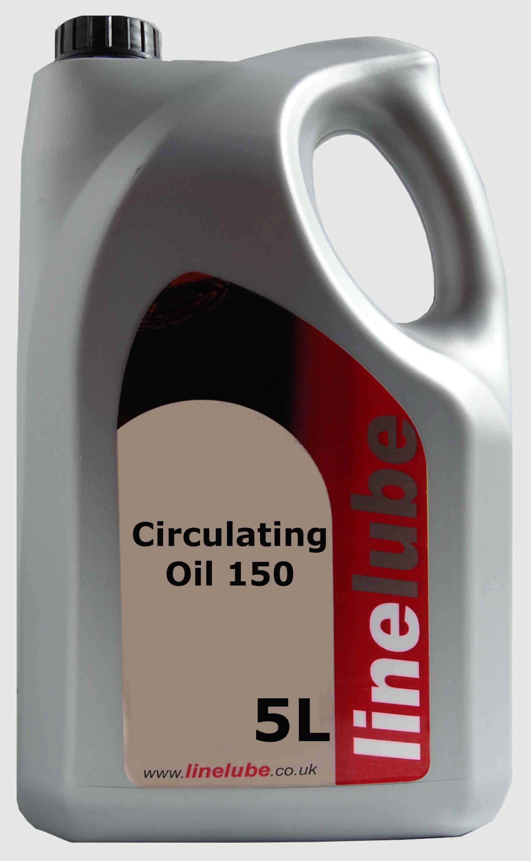 Linelube Circulating Oil 150