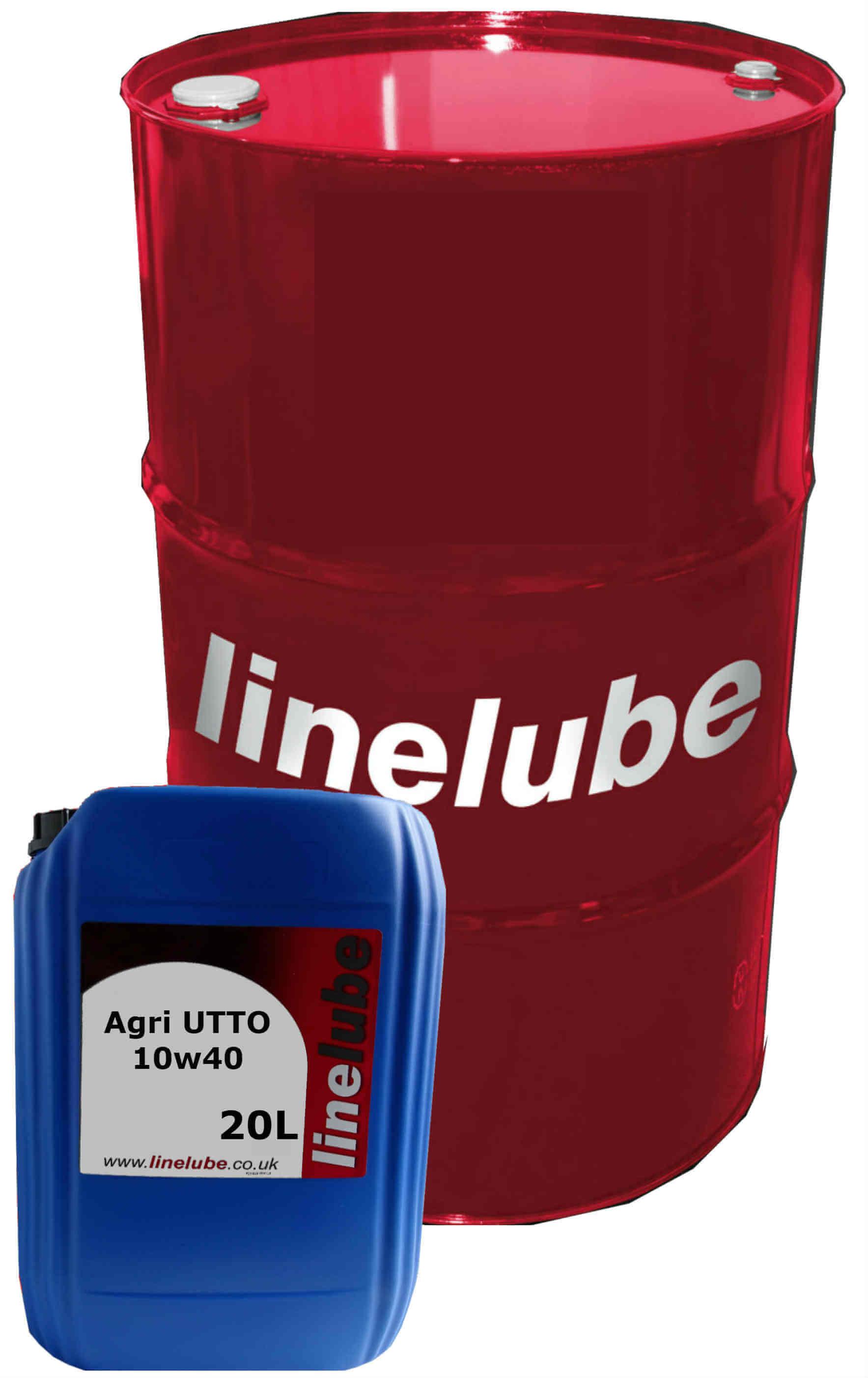 Linelube Agri UTTO 10w40
