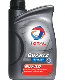 TOTAL QUARTZ INEO ECS 5W-30