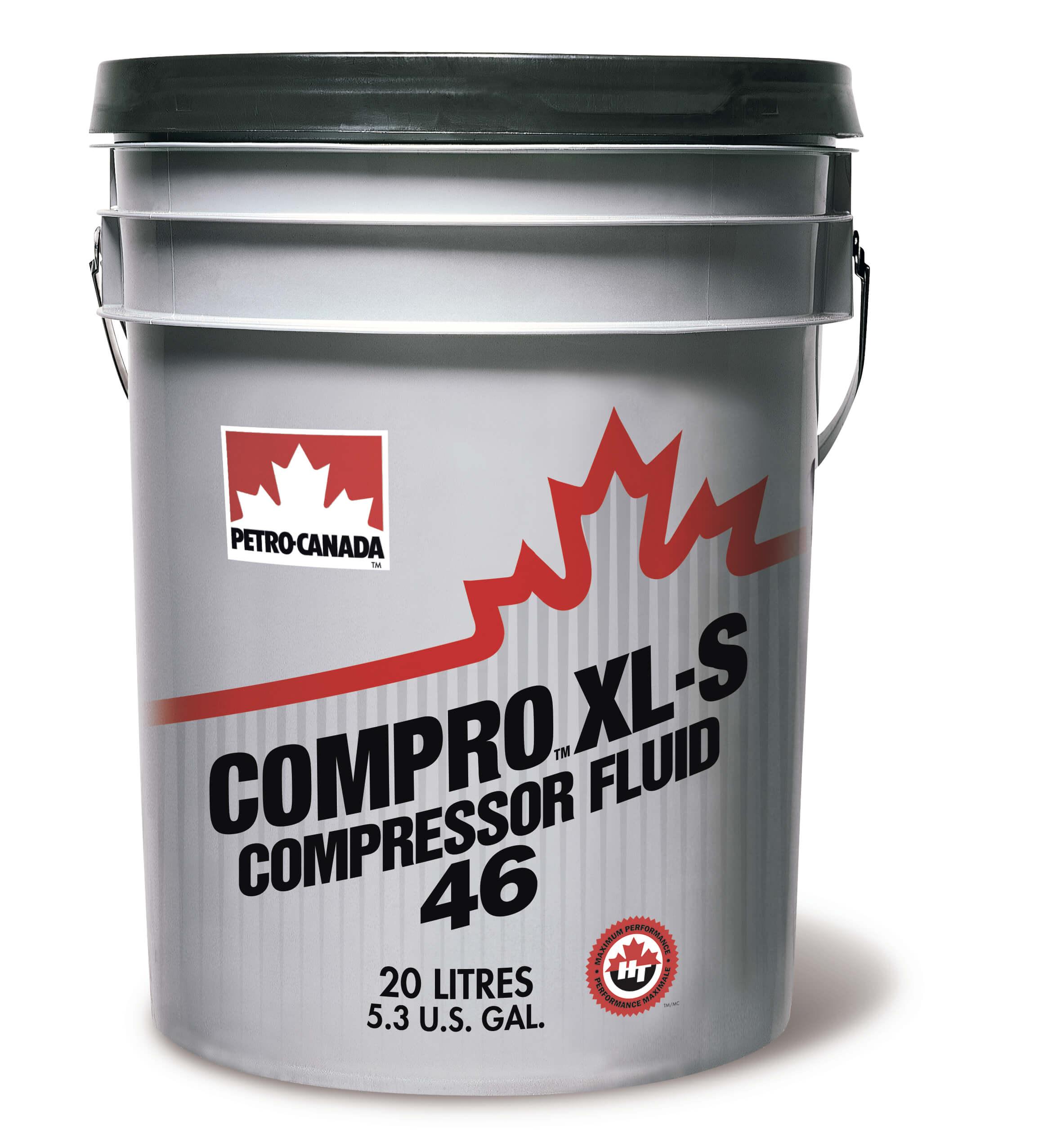 Petro-Canada COMPRO XL-S 46 Compressor Fluid