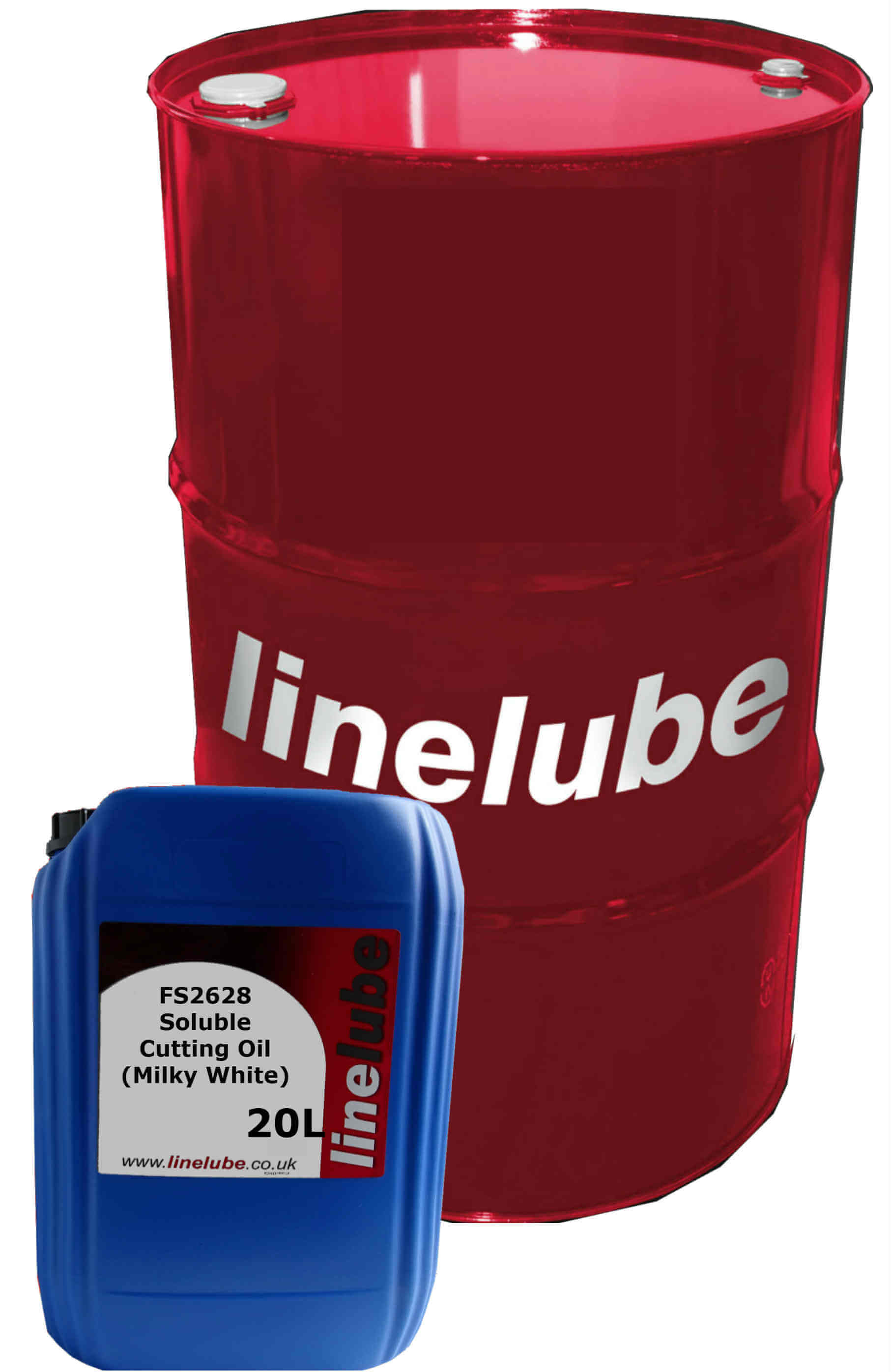 Linelube FS2628 Soluble Cutting Oil (Milky White)