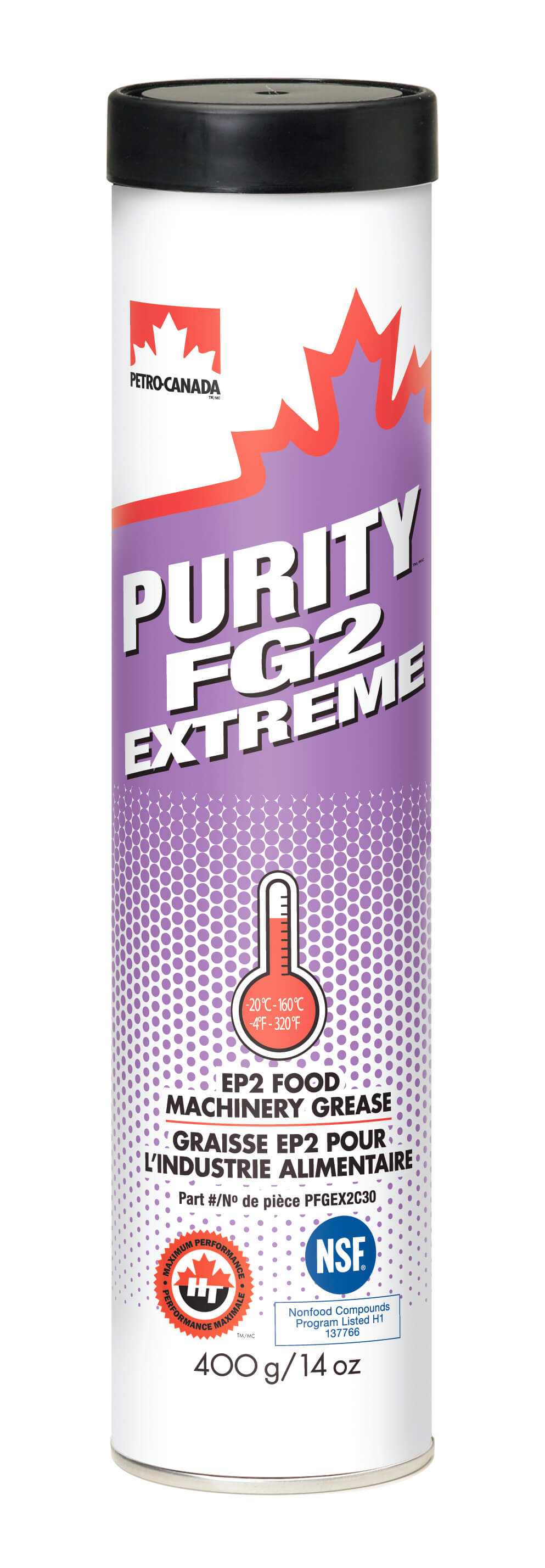 Petro-Canada Purity FG2 Extreme