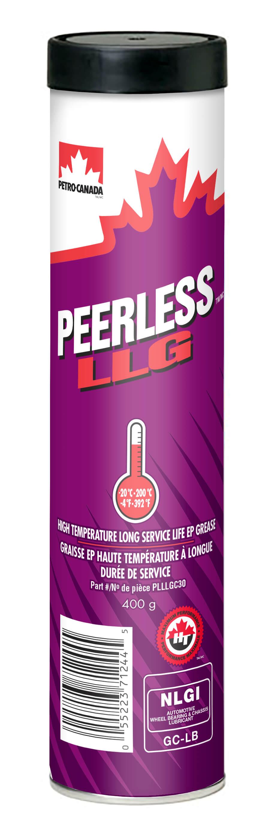 Petro-Canada   Peerless LLG