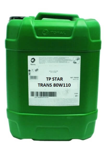 TOTAL TP STAR TRANS 80W110