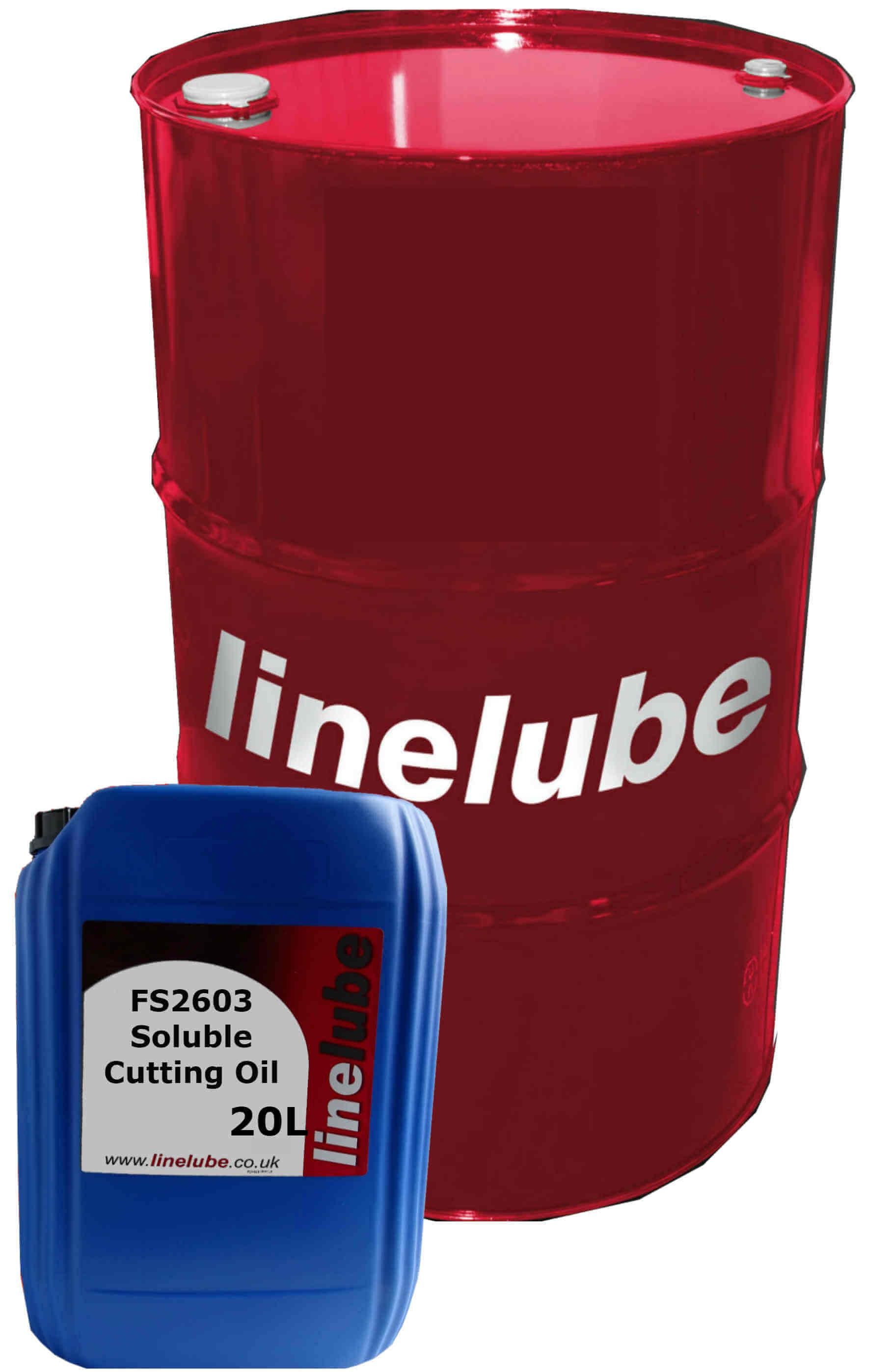 Linelube FS2603 Soluble Cutting Oil
