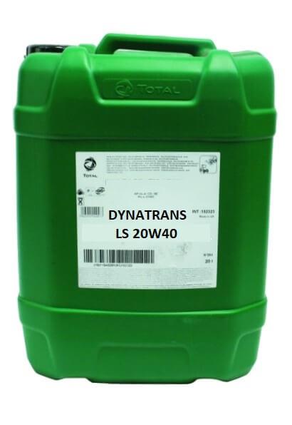 TOTAL DYNATRANS LS 20W-40