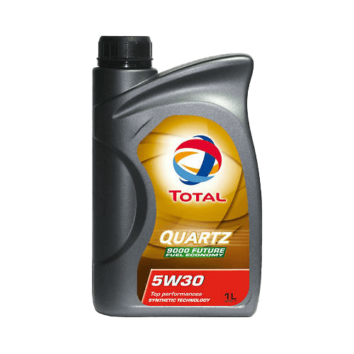 TOTAL   QUARTZ 9000 FUT NFC 5W-30