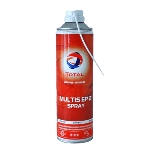 TOTAL MULTIS EP 2 SPRAY GREASE