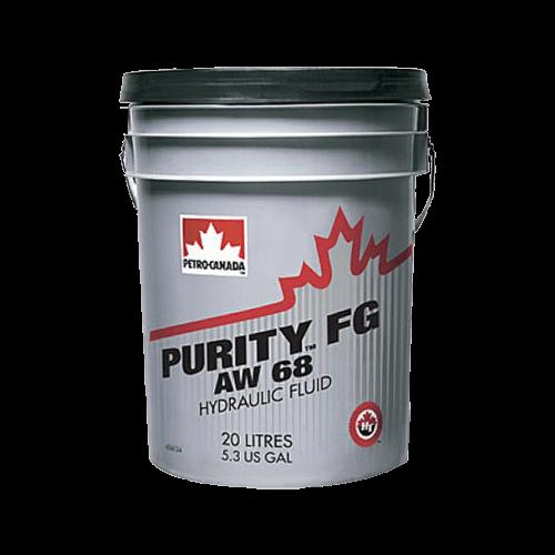 Petro-Canada Purity FG AW Hydraulic Fluid 68