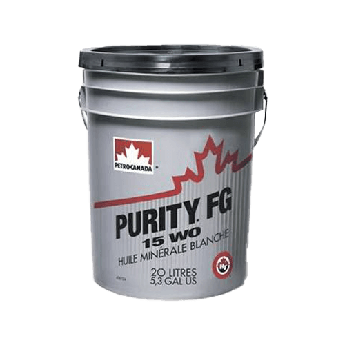 Petro-Canada PURITY FG WO White Mineral Oil 68