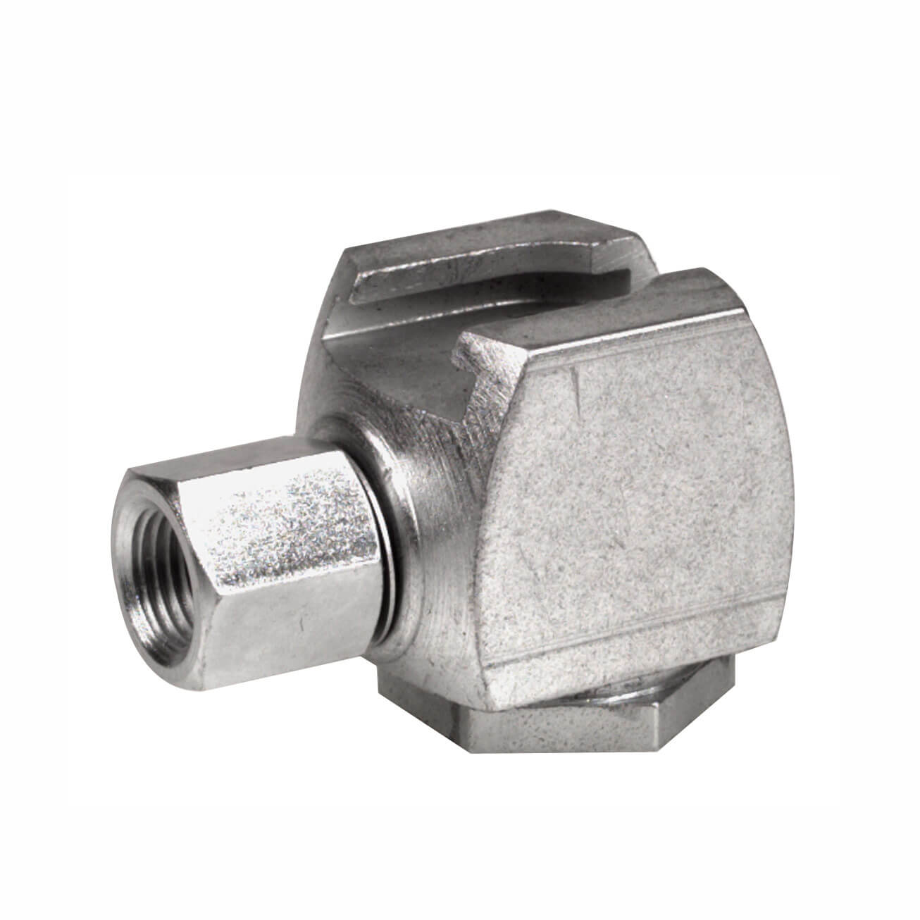 Button Head slide on coupler