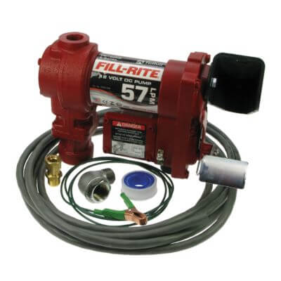 Diesel Transfer Pump Kit 12 Volt (Heavy Duty)