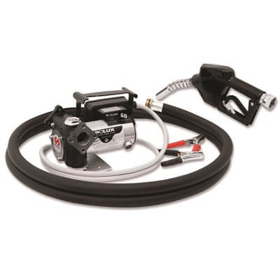 Diesel Transfer Pump Kit 24 Volt
