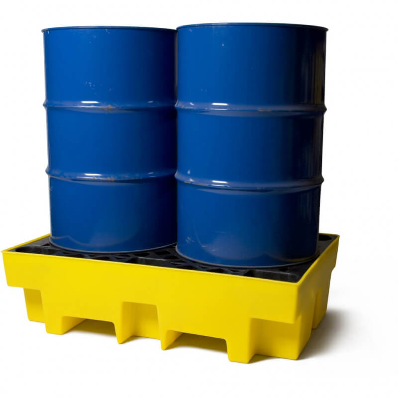 Spill Pallet 2 Drum (BUND)