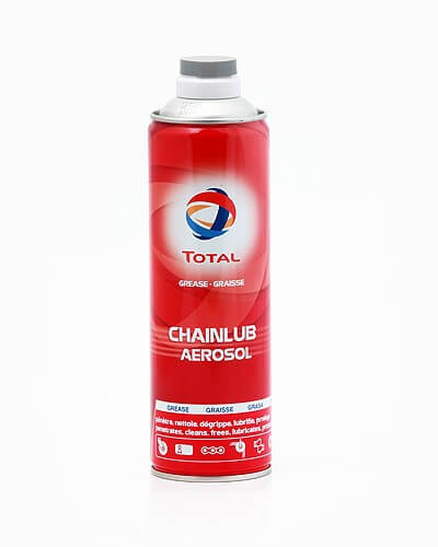 TOTAL   CHAINLUB AEROSOL