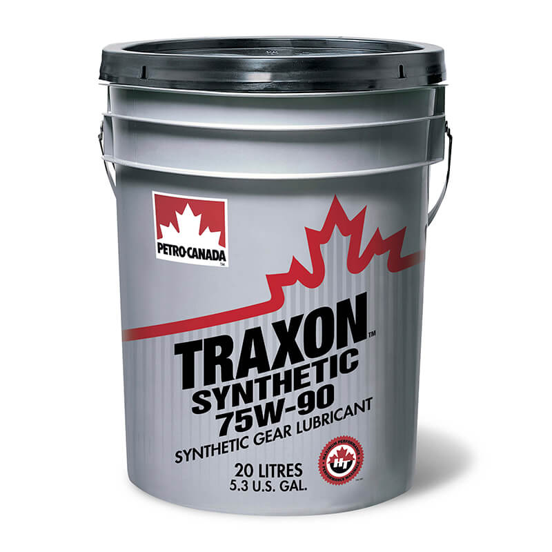 Petro-Canada TRAXON Synthetic 75W90