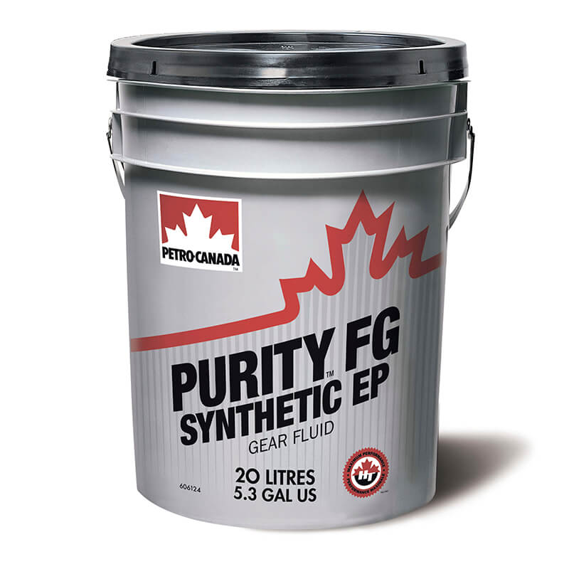 Petro-Canada PURITY FG Synthetic EP Gear Fluid 220