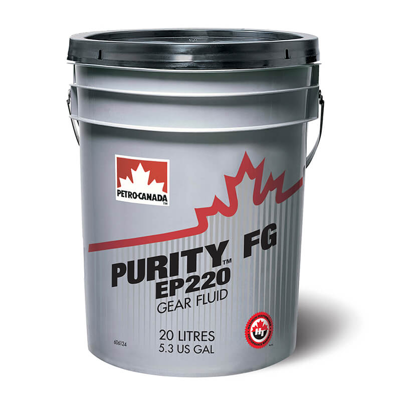Petro-Canada PURITY FG EP Gear Fluid 220